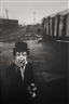 Bruce Davidson, The Dwarf and the Clyde Beatty Circus