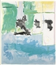 Helen Frankenthaler, West Wind