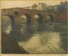 Frits Thaulow, Ponte Pietra Verona