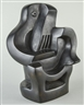 Jacques Lipchitz, Guitar Player in Chair
