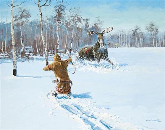 The bull moose analysis