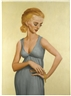 John Currin, MISS FENWICK