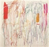 Ghada Amer, White Kiss