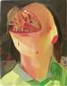 Dana Schutz, Face Eater