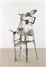 Lucas Samaras, CHAIR WITH OBJECTS