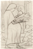 Diego Rivera, Untitled (Study for Mural)