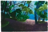 Paul Wonner, Edge of the Park