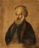 Carl Spitzweg, Old Turk