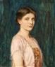 Franz von Stuck, Portrait of Elisabeth von der Pfordten