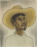 Diego Rivera, Man with Hat