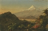 Frederic Edwin Church, SOUTH AMERICAN LANDSCAPE