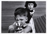 William Klein, Boy + gun + girl, New York