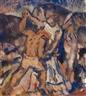 Karl Caspar, Jakob ringt mit dem Engel