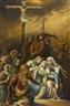 Emile Bernard, LA CRUCIFIXION