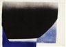 Rupprecht Geiger, Black with Blue/Blue Black