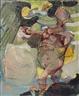 Paul Rebeyrolle, Femme nue