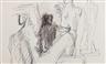 Fritz Wotruba: Hommage à Michelangelo Drawings and Sculptures - Belvedere