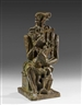 Ossip Zadkine, Mythological Character or the Sculptor