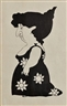 Aubrey Beardsley, My Hostess, No. 53, Design for Bon Mots