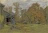 Isaac Levitan, Autumn