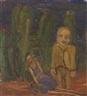Gustav Kluge, Die Wiedervermählung von San Angel