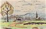 Karl Schmidt-Rottluff, Rabenstein bei Rottluff