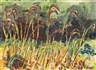 Karl Schmidt-Rottluff, Gräser
