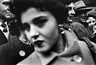 William Klein, Big Face in Crowd, New York