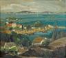 Susan Gertrude Schell, Blue sea