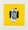 Felix Droese, 2 Works: Silberfinger;  Wind,Water,Wolken