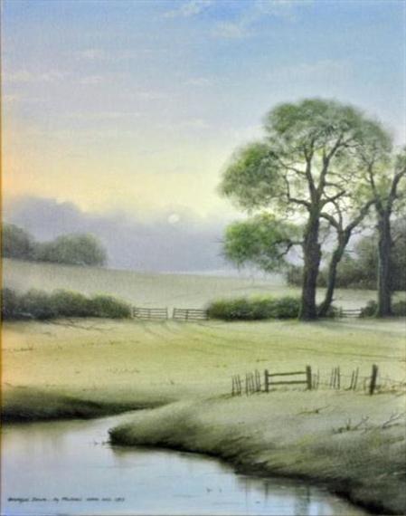 Michael John Hill Art Auction Results