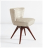 Vladimir Kagan, Swivel boudoir chair