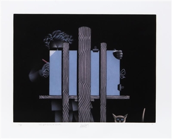 Les Yeux Bleus De Michel By Mario Avati ,1981