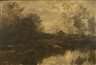 William Morris Hunt, LANDSCAPE