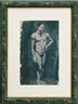 Pavel Tchelitchew, STANDING MALE NUDE