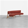 Vladimir Kagan, Floating Seat and Back sofa