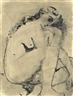 Paul Delvaux, Jeune femme nue