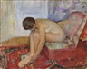 Henri Lebasque, Femme nue assise