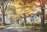 Kinley Shogren, Fall Street Scene