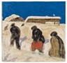 Alfons Walde, Figures in the Snow