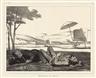 Honoré Daumier, Paysagistes au travail