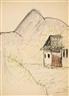 Otto Mueller, Haus in den Bergen (Dalmatische Landschaft)