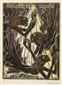 Max Pechstein, 4 works; Das Vater Unser III;  IV;  IX ; XII