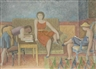 Balthus, Les trois soeurs