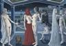 Paul Delvaux, Les extravagantes d'Athènes