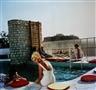 Slim Aarons, Penthouse Pool