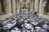 Street Artist Gives The Pantheon In Paris A Face-Lift