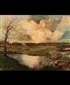 Constant Permeke, Autumn Landscape