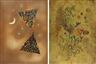 Mordecai Ardon, 7 Works: Le Stgne et L'acte