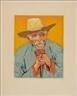 Jacques Villon, Van Gogh. Le paysan